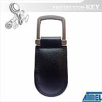 RFID брелок Т5577 Кожа для копирования домофонных ключей и оригинальных RFID