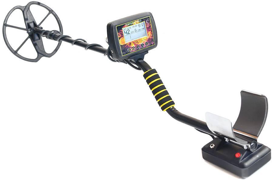 Металлоискатель Фортуна ПРО-2 LCD-дисплей 7*4 FM трансмиттер,металошукач