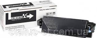 Заправка картриджа Kyocera TK-5140K black для Kyocera ECOSYS M6030cdn, Kyocera Ecosys P6130cdn