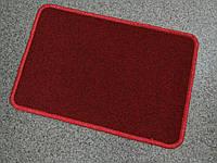 Входной коврик красный 600х400 мм