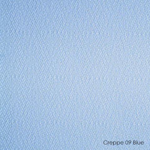 Вертикальні жалюзі Creppe-09 blue