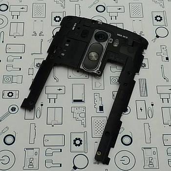 Средний корпус LG G3 D855 Сервисный оригинал с разборки