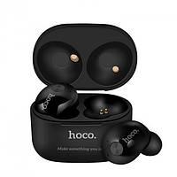 Беспроводные Bluetooth наушники c гарнитурой HOCO ES10 Black