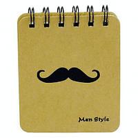 Записная книжка Men's Style