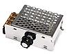 Регулятор потужності AC 4000Вт 220В диммер, фото 2