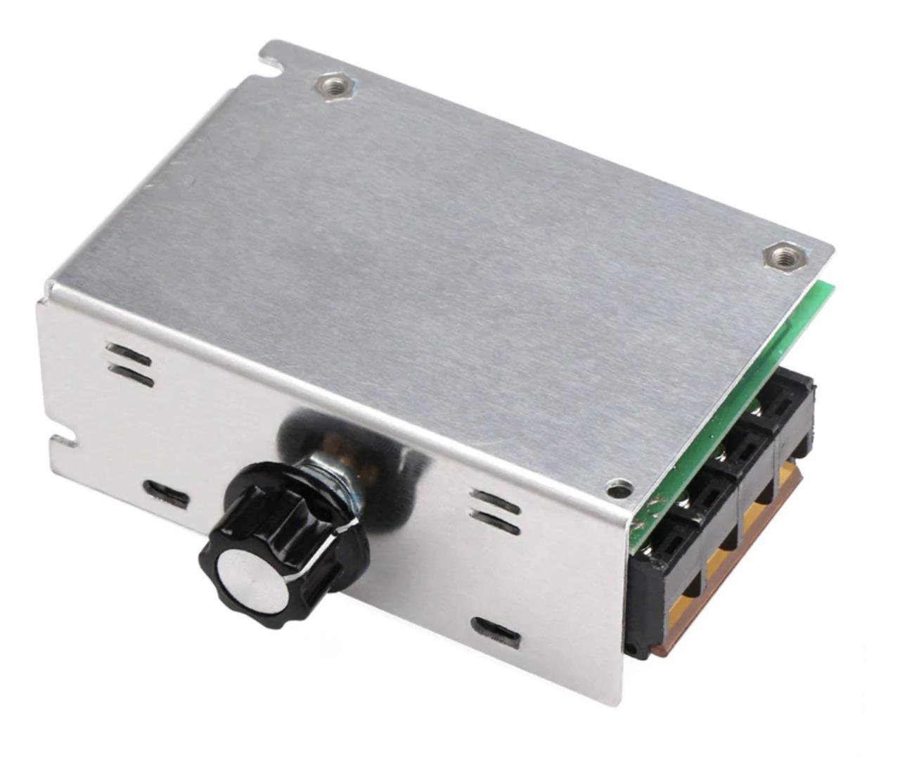Регулятор потужності AC 4000Вт 220В диммер