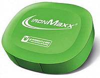 Таблетница IronMaxx - Pillbox 5 салатовая