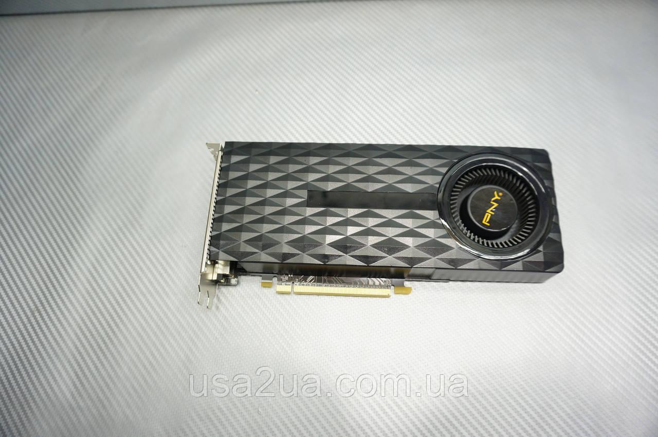 Видеокарта PNY GTX 970 4 GB GDDR5 256-bit гаранти кредит