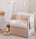 Детская постель Twins Dolce 8 элементов, фото 3