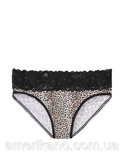 Трусики Victoria's Secret Виктория Сикрет размер M на ОБ 98 - 100 см в ассорти Оригинал с официального сайта,