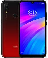 "Смартфон Xiaomi Redmi 7 Red 3/32Gb, 12+2/8Мп, Snapdragon 632, 2sim, 6.26"" IPS, 4000mAh, 8 ядер, фото 1"