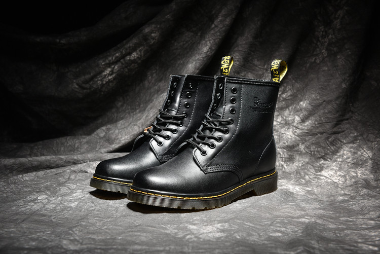 Мужские Ботинки Dr. Martens 1460 Black (реплика)