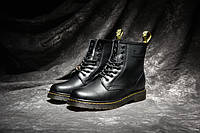 Мужские Ботинки Dr. Martens 1460 Black (реплика), фото 1