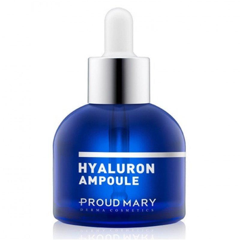 Увлажняющая ампульная сыворотка с гиалуроновой кислотой Proud Mary Hyaluron Ampoule, 50ml