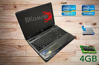 "Б/У ноутбук Toshiba Satellite P755-S5120 /15,6""/Intel Core i7-2670M/2,2 ГГц/4 Гб/SSD 120/HD 4000"