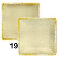 Тени для век компактные (2х цветные) MaxMar № 19
