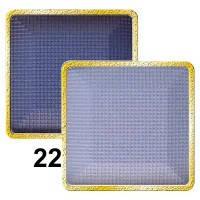 Тени для век компактные (2х цветные) MaxMar № 22
