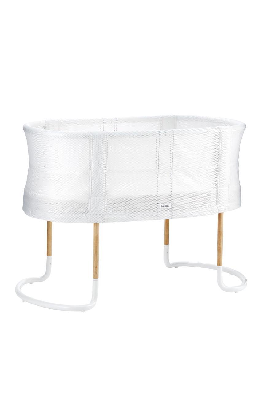 BabyBjorn - Детская кроватка BABY COT, цвет белый