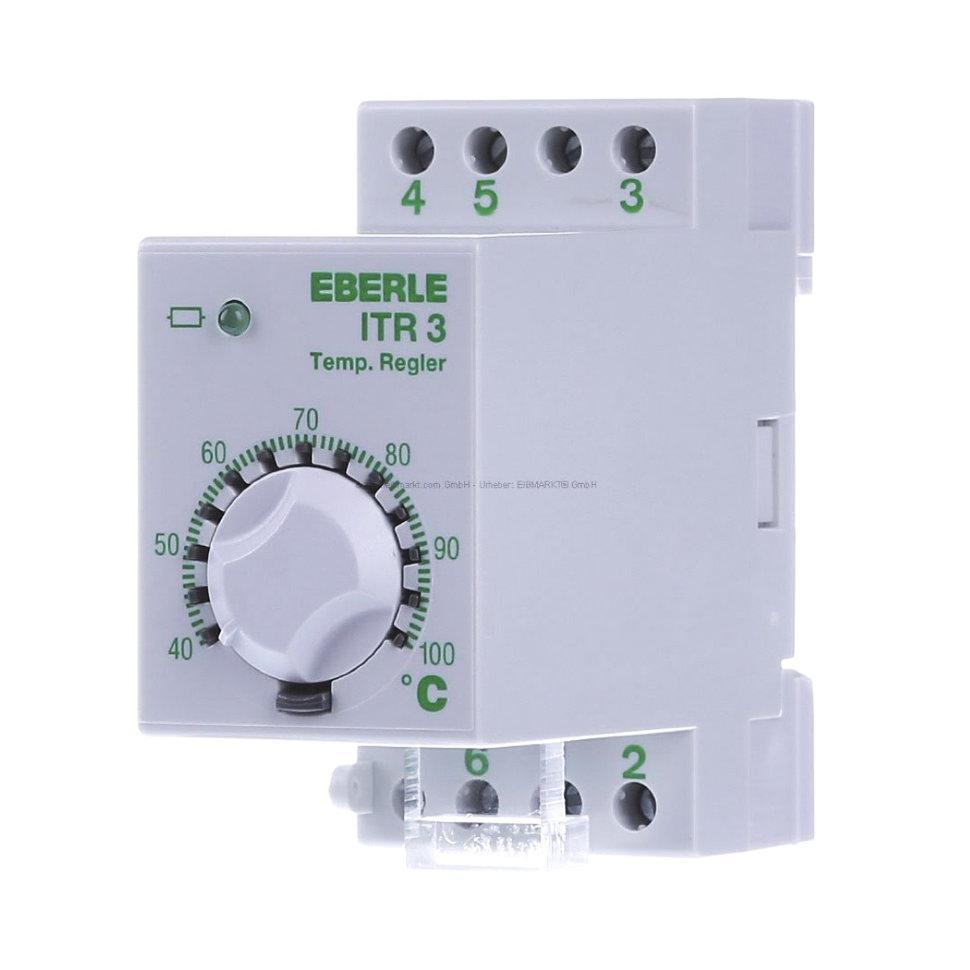 Промышленный терморегулятор ITR3 (+40... +100 оС)