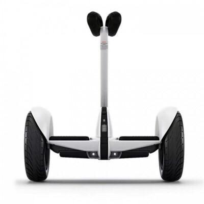Гироскутер Mini сигвей белый(черный) +Bluetooth колонка
