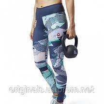 Женские спортивные леггинсы Reebok CrossFit® Lux DY8416, фото 3