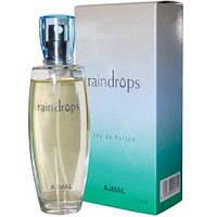 Ajmal Raindrops EDP 50 ml (ORIGINAL) (парфюмированная вода Аджмал Рейндропс оригинал)