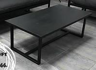 Стол металл Loft мебельный щит