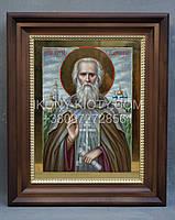Икона Святого Сергия Радонежского., фото 3