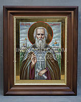 Икона Святого Сергия Радонежского., фото 6