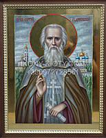 Икона Святого Сергия Радонежского., фото 7