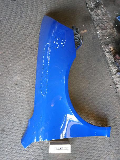 №3 Б/у крыло переднее правое для Skoda Octavia A5 2005-2009
