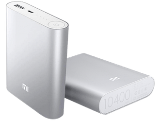 Универсальная батарея Xiaomi Mi Powerbank 10400mAh