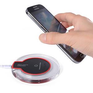 Беспроводная зарядка Wireless Charger Fantasy с адаптером iphone | Зарядное устройство для Айфон