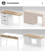 Столы письменные от Hommie