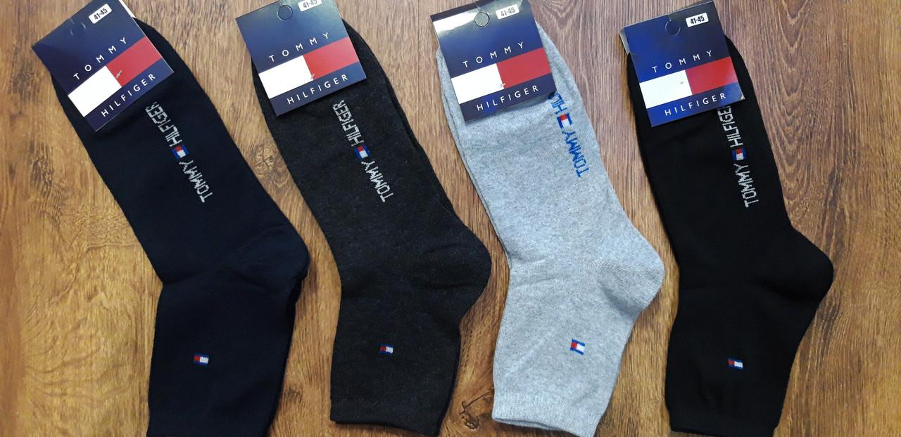 """Чоловічі стрейч.шкарпетки в стилі""""Томмі А""""Туреччина(41-45) високі"""