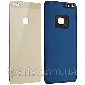 Задняя крышка Huawei P10 Lite (WAS-LX1) Gold, фото 2