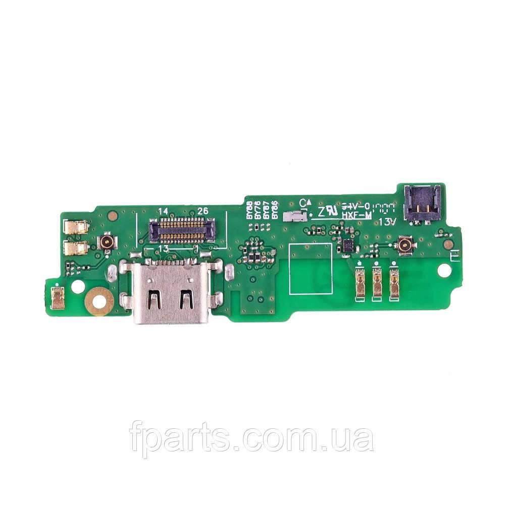 Плата зарядки Sony G3212 Xperia XA1 Ultra