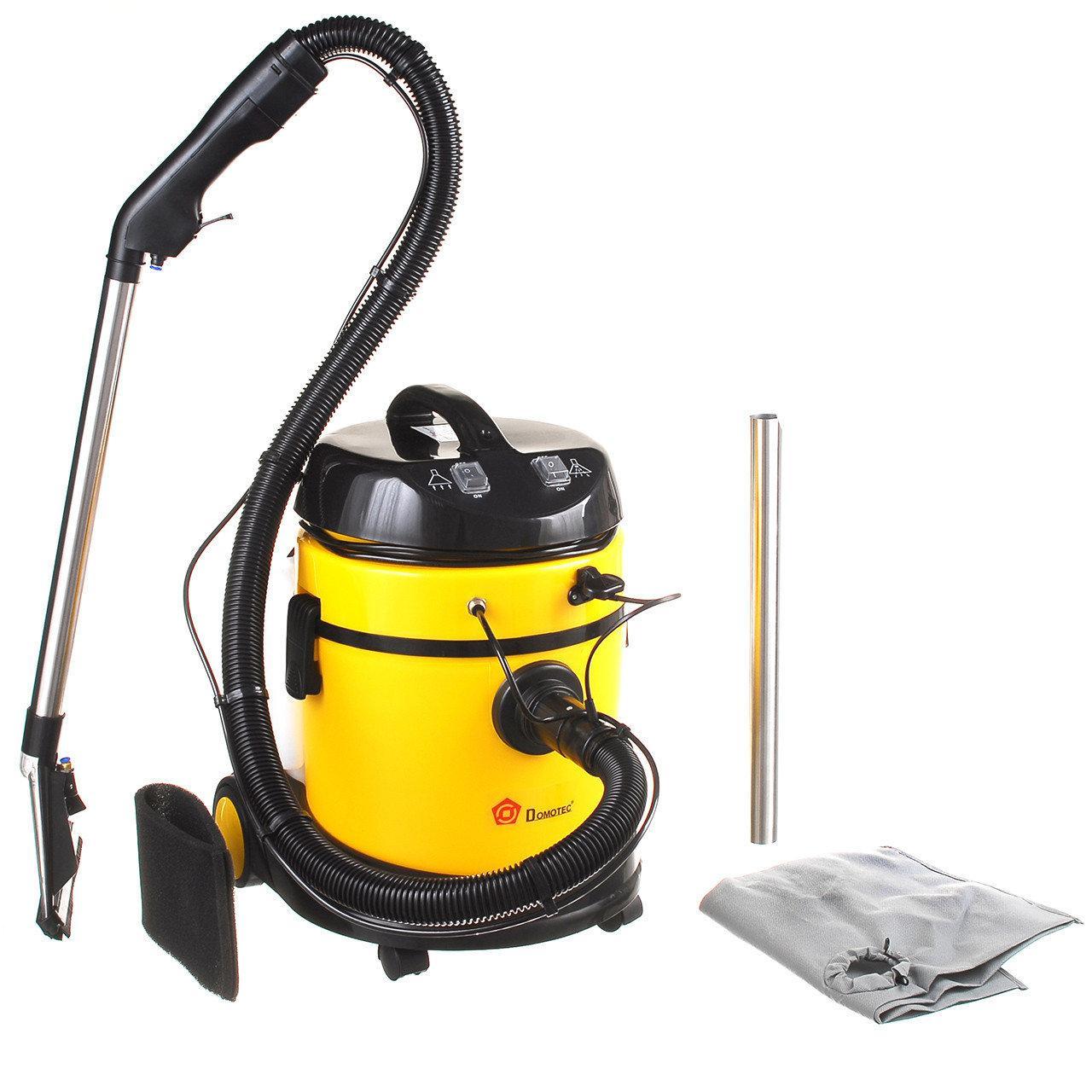 Моющий пылесос Domotec MS-4412 для влажной и сухой уборки 3 насадки