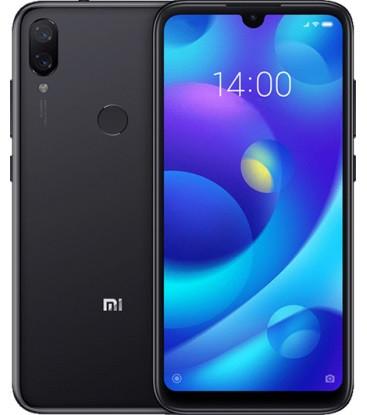 "Смартфон Xiaomi Mi Play 4/64Gb Black Global, 12+2/8Мп,  Helio P35, 2sim, 5.84"" IPS, 3000mAh, 8 ядер"