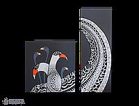 """Керамические дизайн-обогреватели UDEN-S """"Крылатая история"""" (диптих)"""