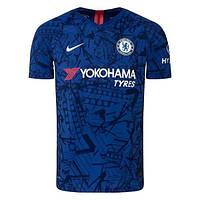 Детская футбольная форма Челси/Chelsea ( Англия, Премьер Лига ), домашняя, сезон 2019-2020, фото 1