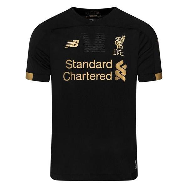 Детская вратарскаяформа Ливерпуль/Liverpool ( Англия, Премьер Лига ), домашняя, 2019-2020 фанатская версия