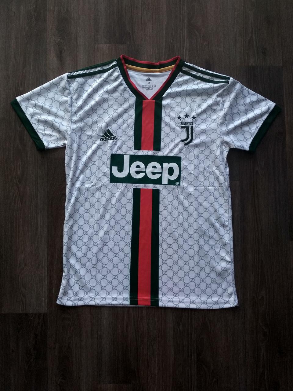 Тренировочная футболка игровая Ювентус/Juventus ( Италия, Серия А ), белая, сезон 2019-2020