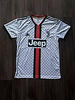 Тренировочная футболка игровая Ювентус/Juventus ( Италия, Серия А ), белая, сезон 2019-2020, фото 1
