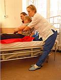 Уход за лежачими больными: условия, средства, правила и особенности