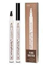 Подводка-маркер для бровей Huda Beauty Fine Sketch