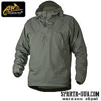 Куртка вітрівка-анорак Helikon-Tex WINDRUNNER Windshirt - Alpha Green