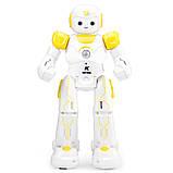 Программируемый робот-компаньон JJRC R12 Cady Wiso (JJRC-R12Y) бело-жёлтый, фото 3