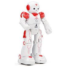Программируемый робот-компаньон JJRC R12 Cady Wiso (JJRC-R12Y) бело-жёлтый бело-красный