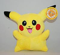 Мягкая игрушка Пикачу  на присоске Pikachu